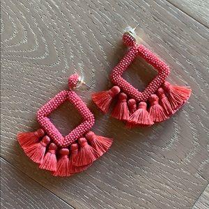 Baublebar Laniyah Cora Fringe Drop Earrings